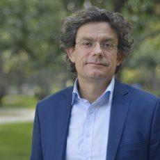 Frank Sieren im German Centre Beijing