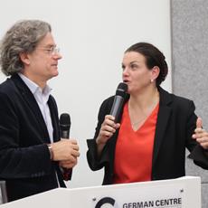 Gespräch mit Frank Sieren: Was nun, China? Wohin, Deutschland?
