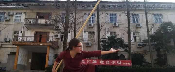 Kungfu im Lockdown